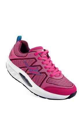 Lescon Kadın Pembe Sneaker L-4629 - 17BAU004629Z_706 0
