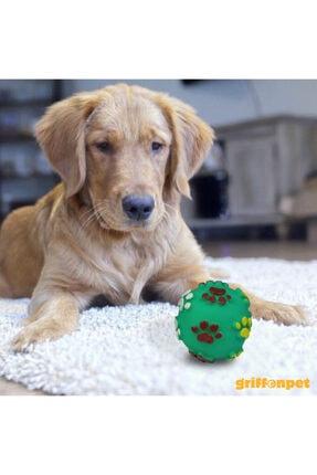 Griffonpet Köpek Top Oyuncak Çapı 7.5 Cm 3
