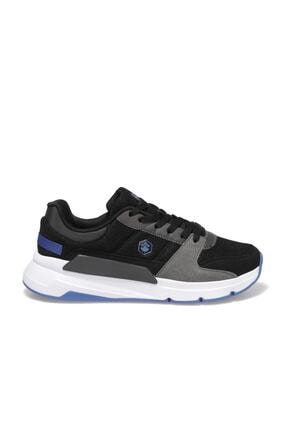 Lumberjack WANG Siyah Erkek Sneaker Ayakkabı 100535481 1