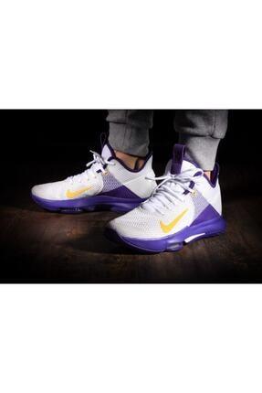 Nike Lebron Witness 4 Voltage Purple Erkek Ayakkabı Bv7427-100 1