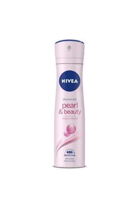 Nivea Nıvea Deo Sprey 150 ml Pearl&beauty Kadın 0