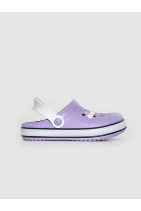 LC Waikiki Kız Çocuk Lila Dp3 Sandalet 1