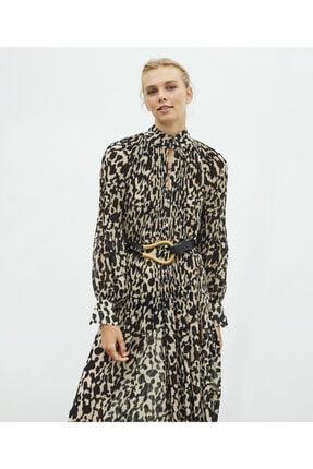 İpekyol Desenli Elbise 2