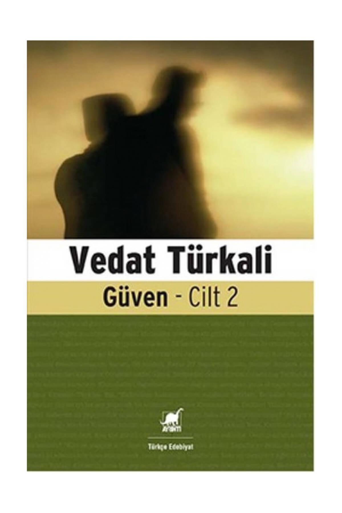 Ayrıntı Yayınları Güven Cilt 2 - Vedat Türkali Fiyatı, Yorumları - Trendyol