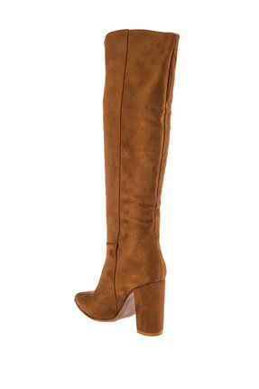 Fox Shoes Taba Kadın Çizme E922911502 3
