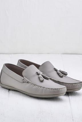 Elle AEKER Hakiki Deri Vizon Erkek Ayakkabı 1