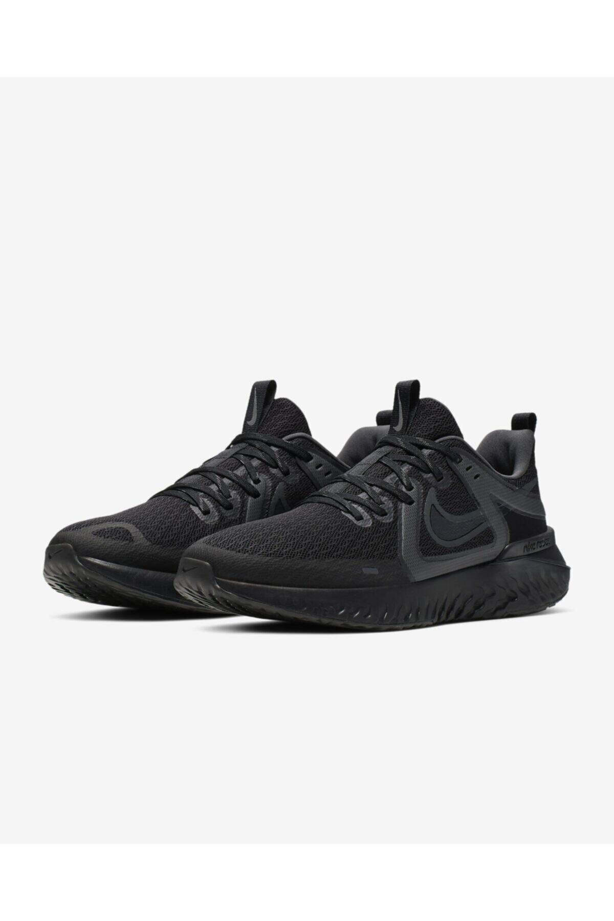 Nike Erkek Siyah Legend React 2 Koşu Ayakkabısı At1368-002