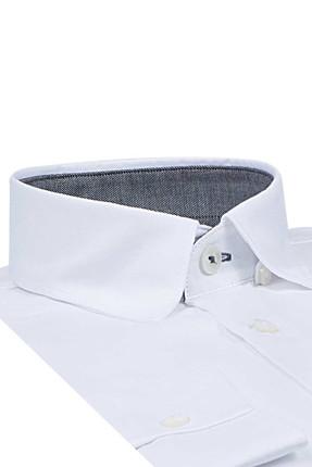 Tween Beyaz Gomlek - 9TC02KD00238-801 1