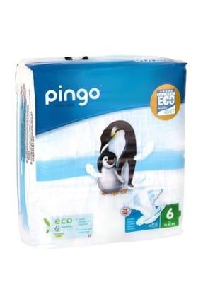 Pingo Bebek Bezi No:6 XL Ekolojik (32adet) 0