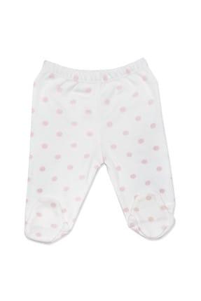 Necix's Bebe Pembe Tavşanlı 3 Lü Kız Bebek Alt Takım K2634 2