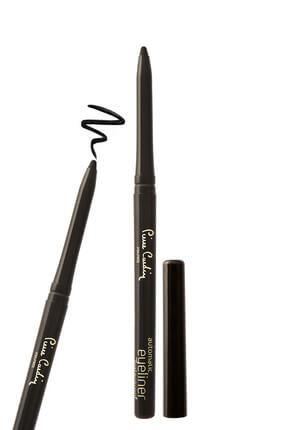 Pierre Cardin Açılıp Kapanabilen Suya Dayanıklı Göz Kalemi - Automatic Eyeliner Siyah 8680570258180 2