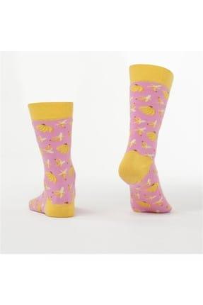 Özgür Çoraplar MUZ KADIN ÇORAP 2