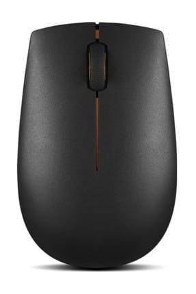 LENOVO 300 GX30K79401 Wireless Kablosuz Compact Mouse Siyah 2