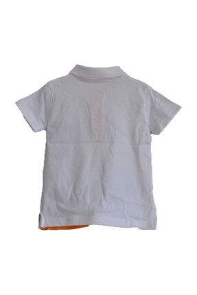 Zeyland Cızgılı Galatasaray Bebek T-Shirt ZB850 1