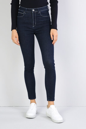 Colin's Kadın Super Slim Fit Jean Cl1041208 2
