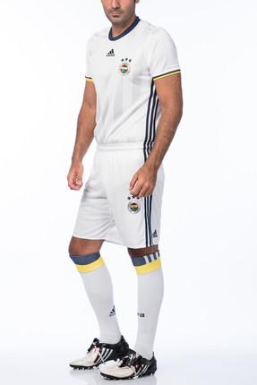 Fenerbahçe adidas Fb 16 Away Beyaz Lacivert Erkek Şort 100402704 0