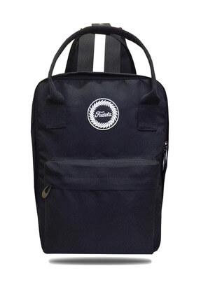 Fudela Kjm Black Backpack 1