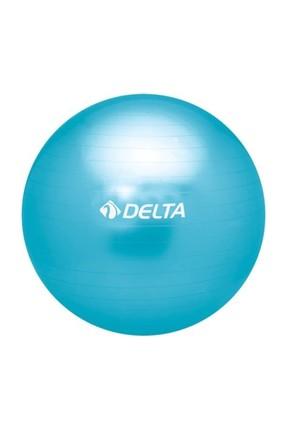 Delta 55 cm Pilates Topu 4 mm Minder 20 cm Mini Top Ve Pompa Seti 3