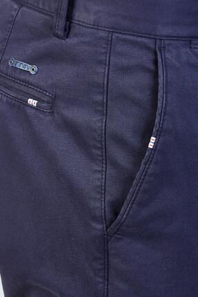 Avva Yandan Cepli Düz Slim Fit Pantolon 2