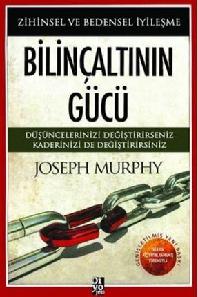 Diyojen Yayıncılık Bilinçaltının Gücü Joseph Murphy 0