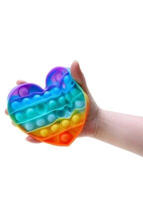 Oscar Pop It Balon Patlatma (kalp) 2