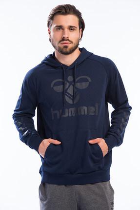 HUMMEL Erkek Sweatshirt Maronı Hoodıe 0
