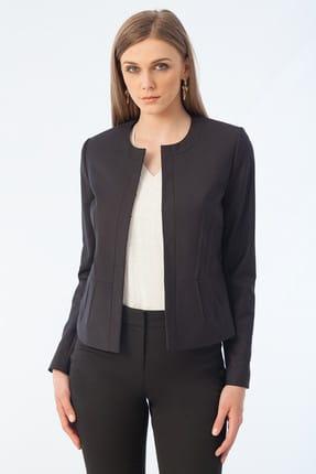 Naramaxx Kadın Siyah Ceket 16Y11111Y208 0