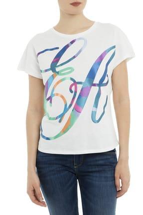 Emporio Armani Kadın T-Shirt 3G2T64 2J28Z 0101 0