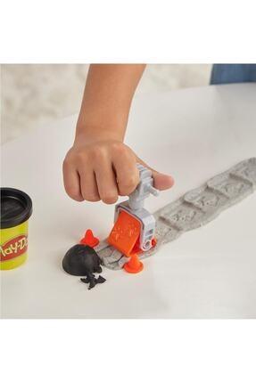 Play Doh Çalışkan Çimento Kamyonu E6891 4