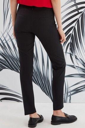 Journey Kadın Siyah Kumaş Pantolon 3