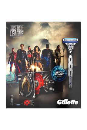 Gillette Mach3 Turbo Tıraş Makinesi + 2'Li Tıraş Bıçağı 0
