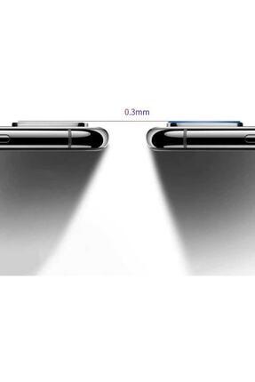 Dijimedia Samsung Galaxy A71 Uyumlu Nano Kamera Camı Kamra Koruyucu Lens 3