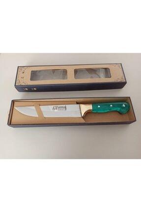 Lazoğlu 3 Adet Sürmene Mutfak Aşcı Şef Karbon Çelik Özel Üretim Bıçak Seti Bıçağı 2