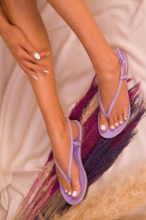 Soho Exclusive Lila Kadın Sandalet 15921 1