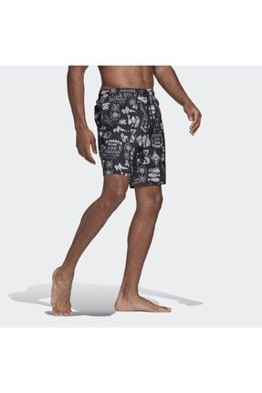 adidas Erkek Festıwld Clx Cl Erkek Havuz Deniz Şortu 2