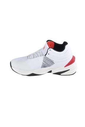 Jump 24774 Beyaz-siyah-kırmızı Erkek Spor Ayakkabı 2