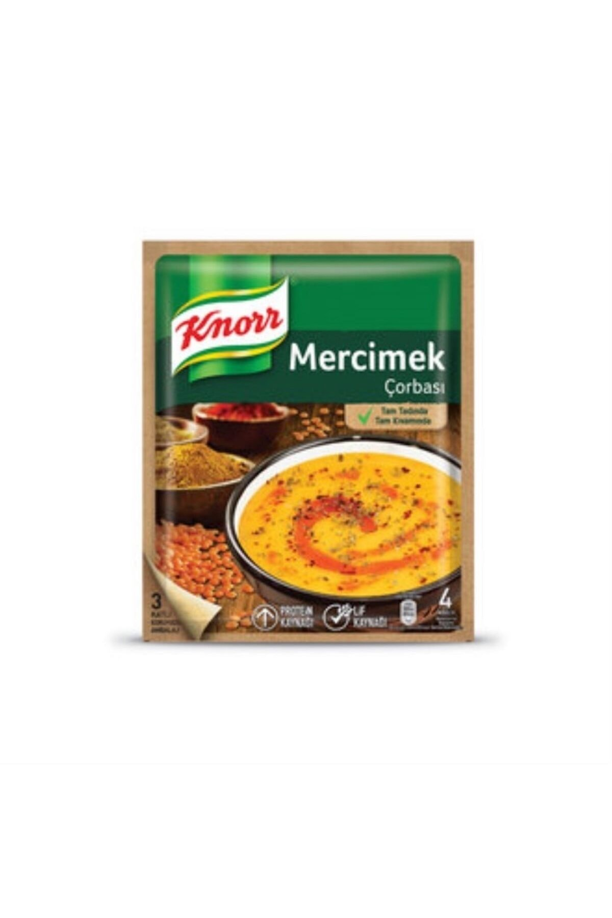 Knorr Mercimek Çorbası  65 gr