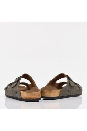 Hotiç Haki Erkek Sandalet & Terlik 3