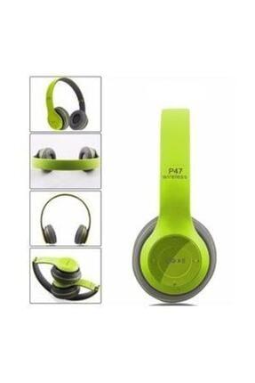 BLUE İNTER P47 5.0+edr Wireless Headphones Bluetooth Kulaklık 0