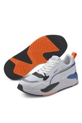 Puma X-RAY 2 SQUARE Beyaz Erkek Sneaker Ayakkabı 100660663 0