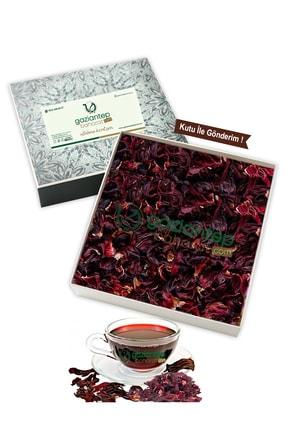 Gaziantep Baharat Hibiskus Yeni Mahsül Doğal Nar Çiçeği Mekke Gülü 1.kalite Hibiskus Çayı 100 gr 0