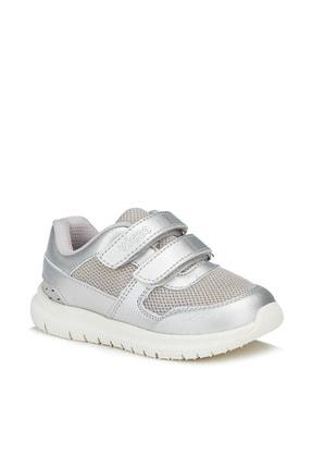 Vicco Solo Kız Bebe Gümüş Spor Ayakkabı 0