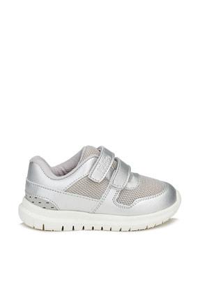 Vicco Solo Kız Bebe Gümüş Spor Ayakkabı 2