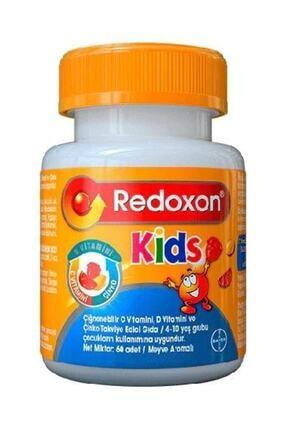 Redoxon Kids Çiğnenebilir 60 Tablet 0