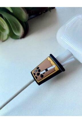 MY MÜRDÜM Sevimli Silikon Kablo Koruyucu 0