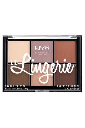 NYX Professional Makeup Göz Farı Paleti - Lingerie Shadow Palette 800897093242 0