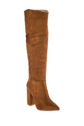 Fox Shoes Taba Kadın Çizme E922911502 2