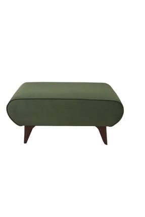 BuBisanal Sandal Puf Yeşil Koltuk 71 cm 0
