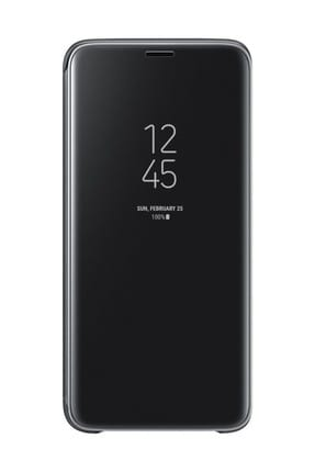 Samsung EF-ZG960CBEGWW S9 CLEAR VIEW STANDING COVER SİYAH 0