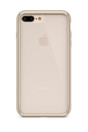 Belkin F8W850BTC02 SheerForce iPhone 7/8 Plus Kılıf Altın 0